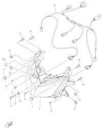 Headlight parts diagram schematic wiring diagram