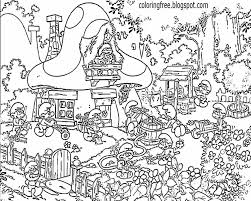 Select from 35602 printable crafts of cartoons, nature, animals, bible and many more. Free Coloring Pages Printable Pictures To Color Kids Drawing Ideas Smurfs Coloring Books For Teenagers Smurf Free Pictures To Color