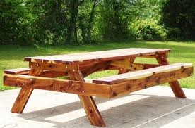 foot picnic table plans pdf plans woodworking projects using router
