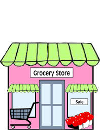 restaurant building clipart black and white. Beautiful And Supermercado Clipart  Library  Free Images In Restaurant Building Black And White N