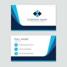 New Free Visiting Card Design Sample 42 For Business Cards Templates