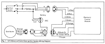dura spark ii 3 Wire Distributor Diagram 3 Wire Distributor Diagram #19 ford 3 wire distributor wiring diagram