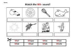 Free esl phonics worksheets (beginner to advanced): Wh Worksheets Teachers Pay Teachers