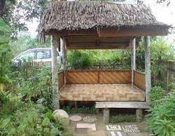 garden hut.  Garden Garden Hut Construction Services And