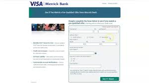 The first premier® bank mastercard® credit card has great benefits and valuable tools for those who'd like to make financial progress. Merrick Bank Double Your Line Visa Credit Card Youtube