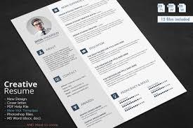 Portfolio Word Template Lovely Resume Portfolio Template Creative Resume Cv Template With 19