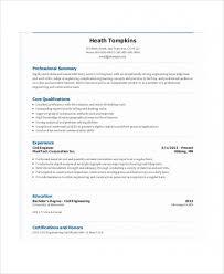 Entry Level Civil Engineer Resume Beauteous Free Download Sample 48 Entry Level Civil Engineering Resume