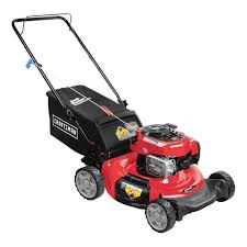 craftsman self propelled lawn mower 6 75 hp. craftsman 6.75 torque rear bag push mower (71-38031) - ace hardware self propelled lawn 6 75 hp