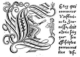 initial letter c