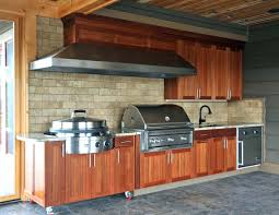outdoor kitchen cabinets melbourne diy australia for