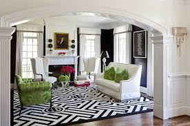 famous geometric area rugs contemporary