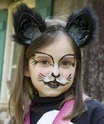 cat face painting cat face makeup