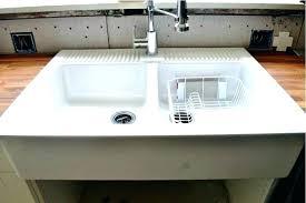 porcelain sink with drainboard farmhouse antique farm regard to decor built in legs po double drainboard kitchen sink farmhouse with legs