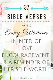 Encouraging Christian Quotes Classy 48 Bible Verses For Every Woman In Need Of Love Encouragement A