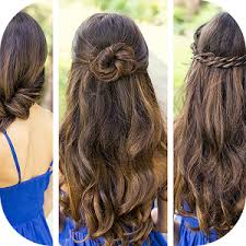Pretty Girls Hairstyle cute girls hairstyles android apps on google play 4116 by stevesalt.us