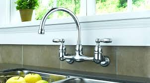 wall mounted kitchen faucet best wall mounted kitchen faucet wall mounted commercial kitchen faucet with spray