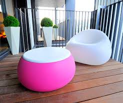 Modern Garden Furniture Plust Gumball By Euro 40 Plast Amazing Euro Modern Furniture