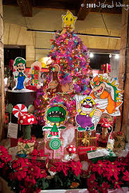 36 Best Christmas Tree Toppers By Sam Goraj Images On Pinterest Super Mario Christmas Tree