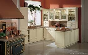 kitchen design ideas off white cabinets. Wonderful Kitchen Pictures Of Kitchens U2013 Traditional Off White Antique Kitchen Cabinets  With Wall Color And Design Ideas N