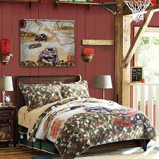 Camouflage Bedroom Camouflage Bedroom Curtains Vintage Wooden Bedroom ...