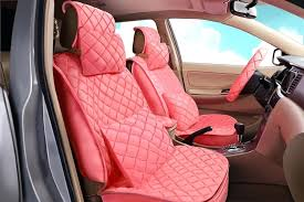 pink seat covers for cars how to install and clean car seat covers pink browning