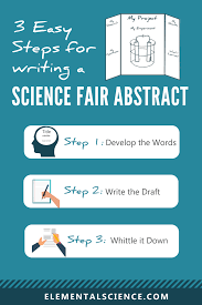 science fair headings printable 3 easy steps for writing a science fair abstract