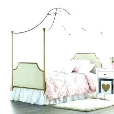 twin size canopy bed frame – MercuryDesign