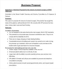 Writing A Proposal Example Sample Proposal Letter To Offer Services Template For Voipersracing Co
