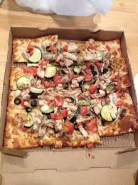 photo of round table pizza san jose ca united states roasted veggies