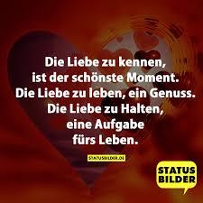 Die Liebe Zu Kennen Ist Der Schönste Moment Die Liebe Zu Leben