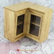 Meuble Angle Haut Cuisine Miniature Maison Poupée