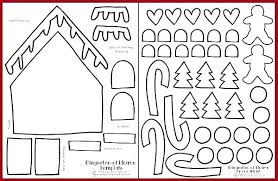 Free Printable Haunted House Template See 8 Best Images Of Templates