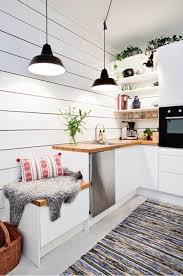 Chic Micro Kitchen