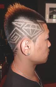 Haircut Designs Mens Haircuts Barbershop Designs Clipper Styles And Hair Shapes