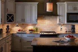 diy under cabinet lighting. Image Of: Installing Under Cabinet Lighting This Diy Kitchen With Hardwired S