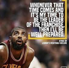 Kyrie Irving Quotes Extraordinary That Is False Kyrie Irving And Lebron James Quote Sports