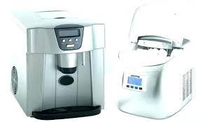avanti countertop ice maker reviews counter top makers igloo parts machine water dispenser