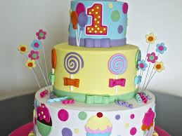 Icecream Theme Cake Cakecentralcom