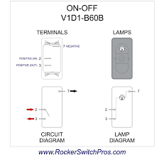 on off rocker switch wiring diagram wiring diagram led 4 pin rocker switch wiring diagram auto