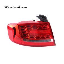 Left Brake Light Audi A4 Us 92 15 5 Off Warriorsarrow Rear Left Outer Side Tail Light Led Brake Lamp For Audi A4 B8 2008 2009 2010 2011 2012 8k5945095b In Car Light Assembly
