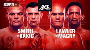 Vorschau auf UFC Fight Night 175: Smith ...
