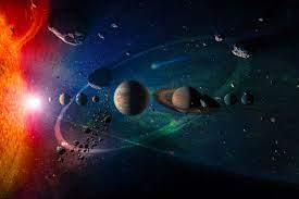 Cómo se formó el sistema solar?