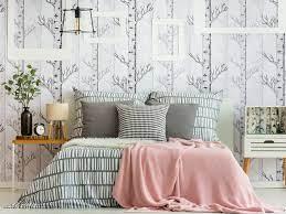 30 Beautiful Wallpapered Bedrooms