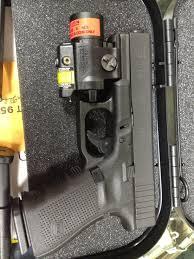 Best Light Laser Combo For Glock 19 Gen4 Glock 19 W Streamlight Tl4 Laser Light Combo Imgur