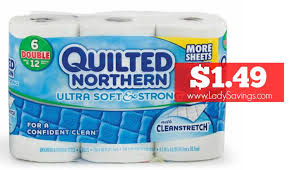 Quilted Northern Toilet Paper Coupons = Stock-Up Deal at Giant Eagle!! &  Adamdwight.com
