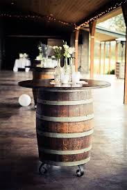 diy whiskey barrel 15 whiskey barrel wedding ideas