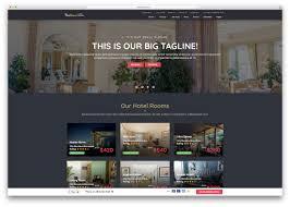 Booking Website Design Inspiration 25 Top Hotel Booking Website Templates 2019 Colorlib