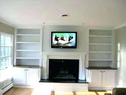 tv installation above fireplace mounting e wood fireplace fireplaces with e ideas