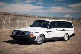 volvo wagon lowered. volvo 240 stage 3 rsi special wagon lowered