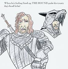 Elegant Game Of Thrones Coloring Book Pages And Coloring Book